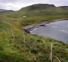 North of Kilmuir, Isle of Skye by Richard Flint