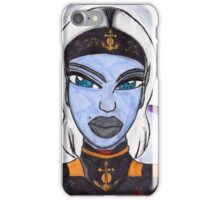 Science Officer iPhone Case/Skin