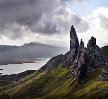 The Old Man of Storr, Skye by Richard Flint