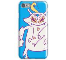 Electabuzz Popmuerto | Pokemon & Day of The Dead Mashup iPhone Case/Skin