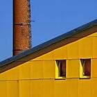 Chimney stopped smoking | architectural photography by Patrick Jobst
