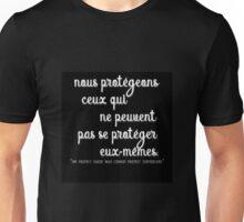 Teen Wolf quote - Allison Argent Unisex T-Shirt