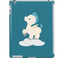 And a dash of cumulus. iPad Case/Skin