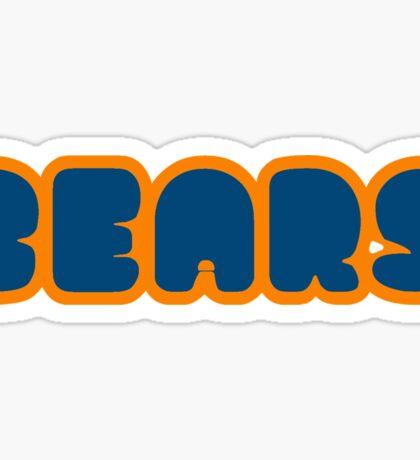 Da Bears Sticker