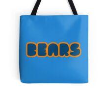 Da Bears Tote Bag