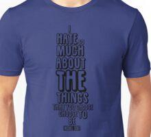 Michael Scott - Hate Unisex T-Shirt