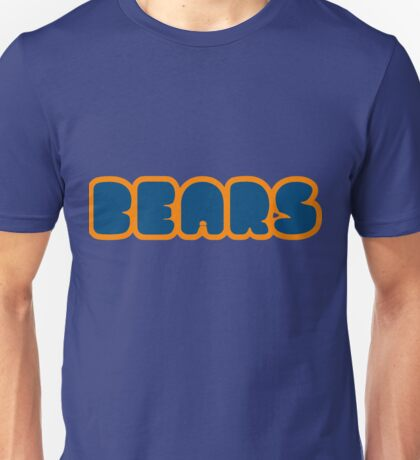 Da Bears Unisex T-Shirt