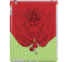 Going to Grandmother's House iPad Case/Skin