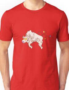 Tauros Popmuerto | Pokemon & Day of The Dead Mashup Unisex T-Shirt