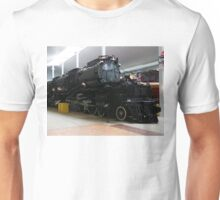 Union Pacific Big Boy 4017 Steam Train Unisex T-Shirt