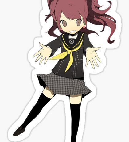 Rise Kujikawa - Persona Q Sticker