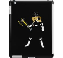 Mighty Morphin Armored Black Ranger iPhone / iPad case iPad Case/Skin