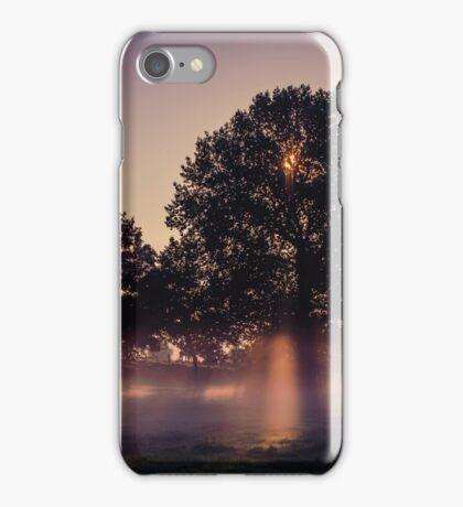 Angel Rays iPhone Case/Skin