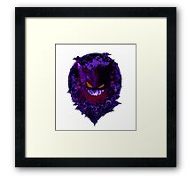 character of game Framed Print