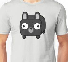 French Bulldog Loaf - Black Frenchie Unisex T-Shirt