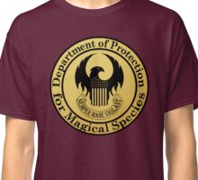 Department of Protection for Magical Species Classic T-Shirt