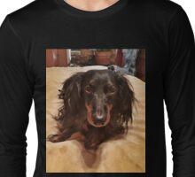 Chili Dog Long Sleeve T-Shirt