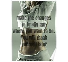 Make The Changes Poster