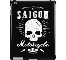 Saigon Motorcycle Club | White iPad Case/Skin