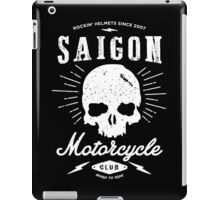 Saigon Motorcycle Club | White iPad Case/Skin