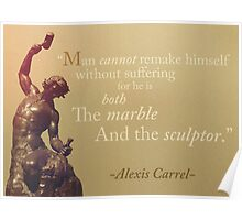 The Marble And The Sculptor Poster