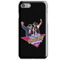 Westworld Bill and Ted iPhone Case/Skin