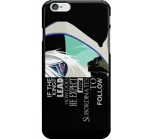 The Zero Theory iPhone Case/Skin