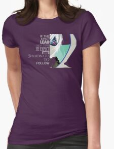 The Zero Theory Womens Fitted T-Shirt