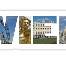 Wien - Österreich Sticker