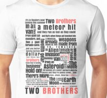 Two Brothers - Rick and Morty Unisex T-Shirt