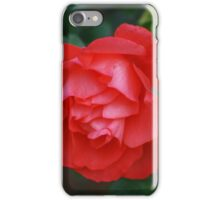 Scarlet Rose iPhone Case/Skin