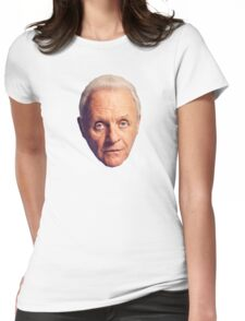 Anthony Hopkins Womens Fitted T-Shirt