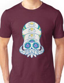Omanyte Popmuerto | Pokemon & Day of The Dead Mashup Unisex T-Shirt