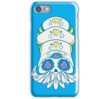 Omanyte Popmuerto | Pokemon & Day of The Dead Mashup iPhone Case/Skin