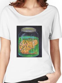 When You Die, I Want Your Brain in a Jar... Women's Relaxed Fit T-Shirt