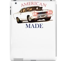 1969 Classic Plymouth Roadrunner iPad Case/Skin
