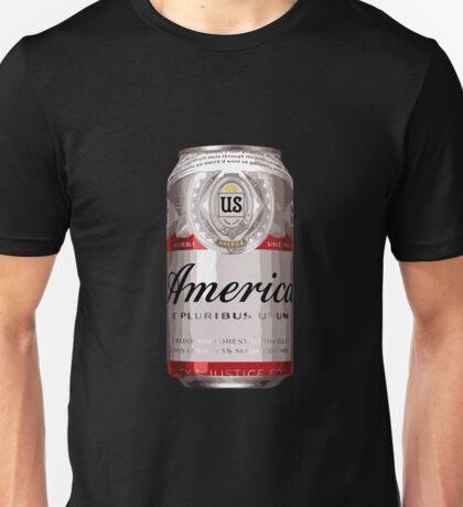 America - Beer Unisex T-Shirt