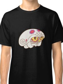 Kabuto Popmuerto | Pokemon & Day of The Dead Mashup Classic T-Shirt