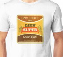 Lion Super Lager Coaster Unisex T-Shirt