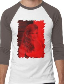 Amy Adams - Celebrity Men's Baseball ¾ T-Shirt