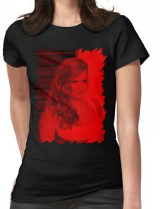 Amy Adams - Celebrity Womens Fitted T-Shirt