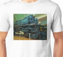 2-6-6-6 Allegheny Steam Locomotive Unisex T-Shirt