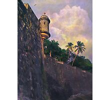 Fortress  Photographic Print
