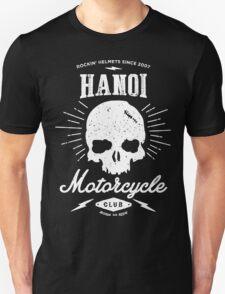 Hanoi Motorcycle Club | Black T-Shirt
