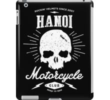 Hanoi Motorcycle Club | Black iPad Case/Skin