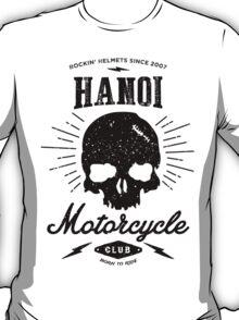 Hanoi Motorcycle Club | White T-Shirt