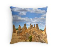 The Pinnacles #6, Cervantes, Western Australia Throw Pillow