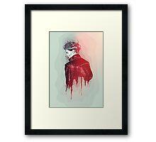 Dead Boy Framed Print