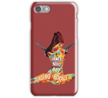 007 - Casino Royale iPhone Case/Skin