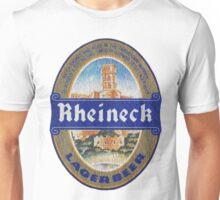 Rheineck Lager Coaster Unisex T-Shirt